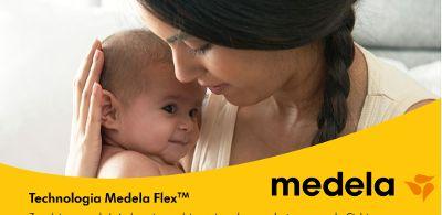 Medela technologia Flex™ – zupełnie nowa jakość odciągania!
