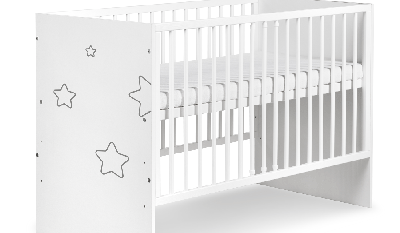 NOWOŚĆ łóżeczko dziecięce TINO Klupś
