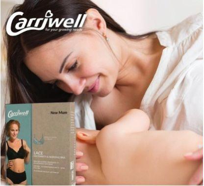 Bielizna ciążowa i dla mam karmiących CARRIWELL