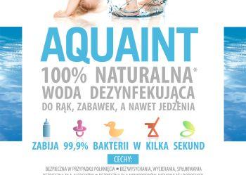 Aquaint plakat A3vvv