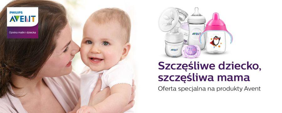 Oferta specjalna na produkty Philips Avent