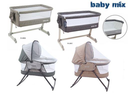 Baby Mix- wyjątkowa oferta na łóżeczka dostawne i kołyski