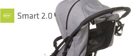 Nowość - wózek spacerowy SMART 2.0