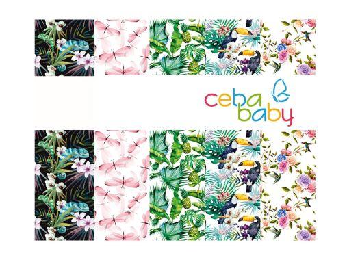 Nowa kolekcja Ceba Baby Fauna&Flora
