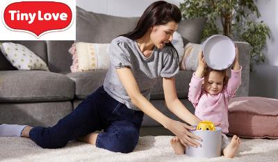 Tiny Love- nowa seria interaktywnych zabawek!