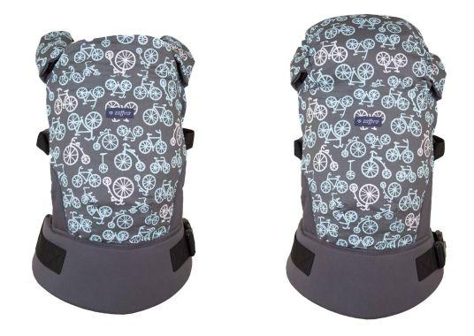 WOMAR Limitowana edycja nosidełka ergonomicznego- BIKE LOVER