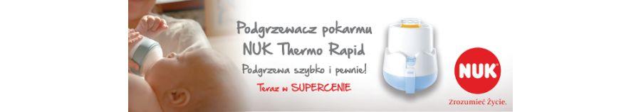 Podgrzewacz pokarmu Thermo Rapid w supercenie!