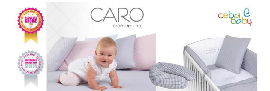 Pościele z kolekcji CARO Ceba Baby -15% taniej!