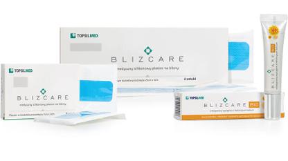 BLIZCARE® skuteczna pomoc w leczeniu blizn.