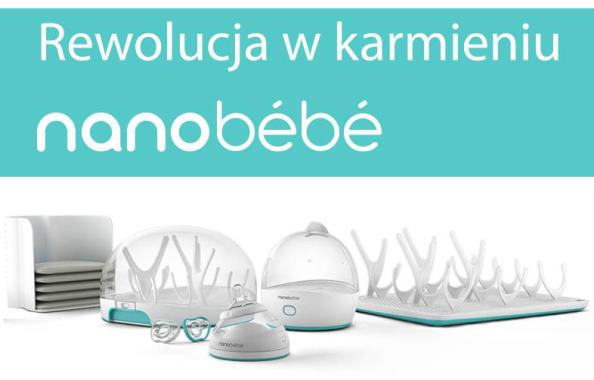 Innowacyjne produkty NANOBEBE- sprawdź promocyjne zestawy!