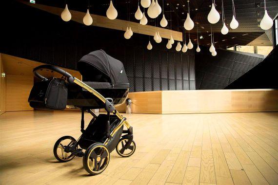 Nowa ekspozycja wózków Tako Junama